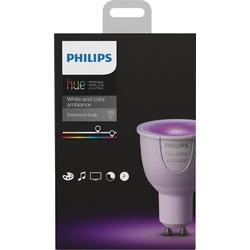 Philips Hue LED Spot GU10 Farvet