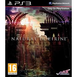 Natural Doctrine, PS3-Blu-ray Disc