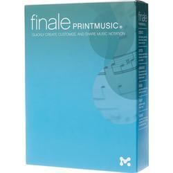 Finale PrintMusic 2014 E