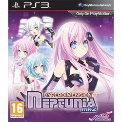 Hyperdimension Neptunia MK2 / [PlayStation 3]
