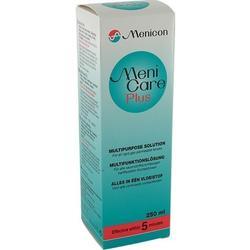MENI CARE Plus Kontaktlinsenpflegemittel 250 ml