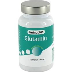 AMINOPLUS Glutamin Kapseln 60 St