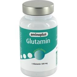 AMINOPLUS Glutamin Kapseln 60 g