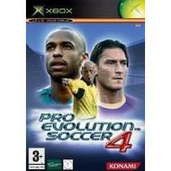 Pro Evolution Soccer 4 [Xbox Classics]