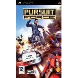 Pursuit Force (PSP Essentials) (PSP)