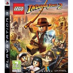 LEGO Indiana Jones 2: The Adventure Continues (Essentials)