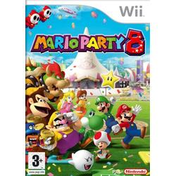 Nintendo Select Wii Mario Party 8