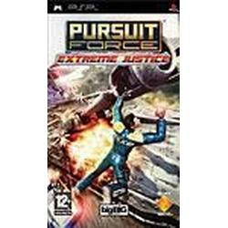 Pursuit Force: Extreme Justice Essentials (SONY® PSP)
