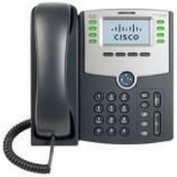 Cisco Small Business Pro Spa508G - IP-Telefon mit 8 Leitungen - mit Display PoE PC Port (Spa508G)