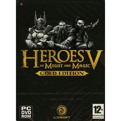 Heroes of Might & Magic 5 Gold (Exclusive)