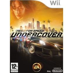 Electronic Arts Software Pyramide - Nintendo Wii Spiel »Need For Speed: Undercover«