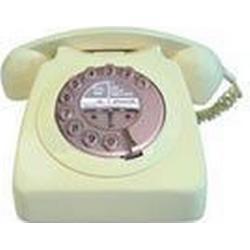 Mayfair Retrotelefon, creme