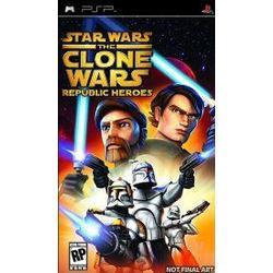 Star Wars Clone Wars Republic Heroes (Essential)