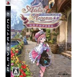 Atelier Rorona: The Alchemist of Arland / [PlayStation 3]