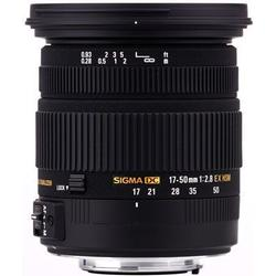 Sigma EX 2,8/17-50 DC OS N/AF HSM