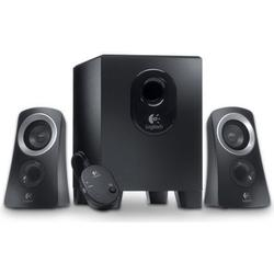 Logitech Lautsprecher »Speaker System Z313 - 980-000413«