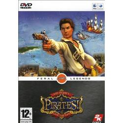 Sid Meiers Pirates! (Mac)