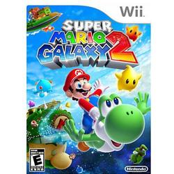 Super Mario Galaxy 2 Nintendo Selects Wii