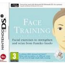 Face Training (only DSi/DSiXL/3DS/3DSXL) (NDS)