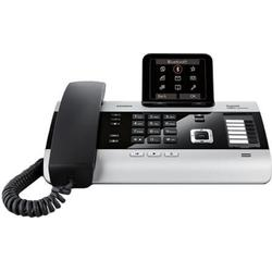 Gigaset DX800A schnurgebundenes ISDN VoIP IP Telefon mit AB