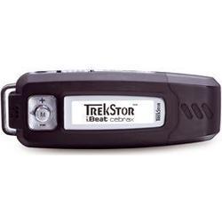 MP3-Player TrekStor® i.Beat cebrax 2.0 4 GB Schwarz Sprachaufnahme