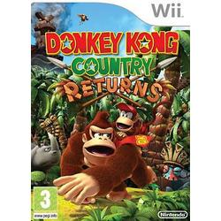 Nintendo Wii Donkey Kong Country Selects