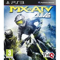 MX vs. ATV / Alive / [PlayStation 3]