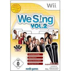 We Sing Vol. 2 (inkl. 2 Mikrofonen) (Nintendo WII)