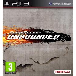 Namco Ridge Racer Unbounded Ps3