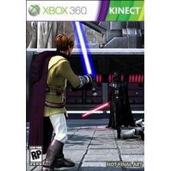 Microsoft Kinect: Star Wars, Xbox 360, PAL, DVD, DAN/FIN/NOR/SLV Xbox 360 DAN,FIN,NOR,SLV