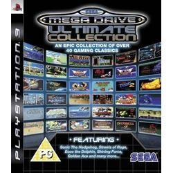 SEGA Mega Drive Ultimate Collection (Sonic Genesis) (Essentials)