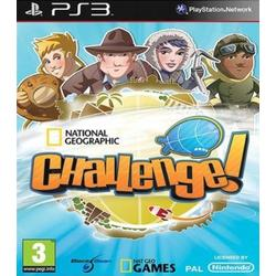Namco National Geographic Challenge Ps3