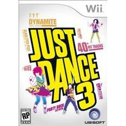 Just Dance 3 [Software Pyramide] / [Nintendo Wii]