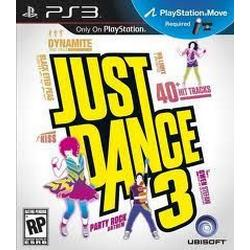 Ubisoft Just Dance 3 Move Ps3