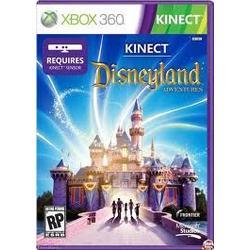 Microsoft Disneyland Adventures f/Kinect, Xbox 360 Xbox 360