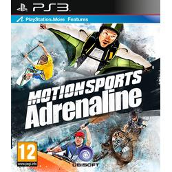 Ubisoft Motions Sports Adrenaline Move Ps3