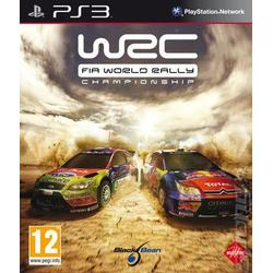 WRC 2: FIA World Rally Championship + Wheel (Playstation3)