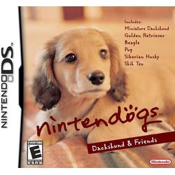 Nintendogs Dackel & Freunde (Nintendo DS)