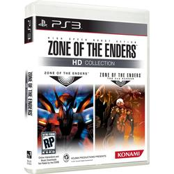 Konami Zone Of The Enders Hd Collection Ps3