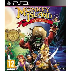 Koch Media Monkey Island Special Edition Ps3