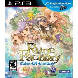 Rune Factory / Tides of Destiny [US Import]