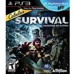Cabela's Survival: Shadows of Katmai (Move kompatibel) / [PlayStation 3]