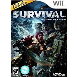 Cabela's Survival: Shadows of Katmai / [Nintendo Wii]