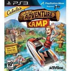 Cabela's Adventure Camp (Move) / [PlayStation 3]