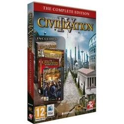Sid Meiers Civilization IV (Mac)