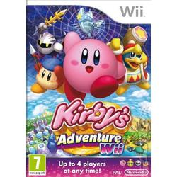 Kirby's Adventure Wii [Nintendo Wii]