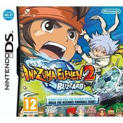 Inazuma Eleven 2 Eissturm. Nintendo DS (Cd-Rom)