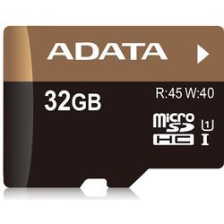 ADATA Premier microSDHC UHS-I U1 Class10 32GB 32GB MicroSDHC Class 10 flash-hukommelse