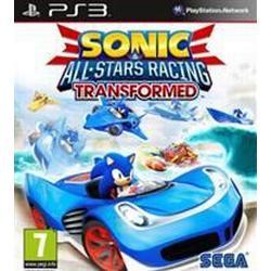 Ps3 Sonic & All/Stars Racing Transformed (Eu)