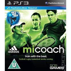 adidas miCoach (Playstation3)